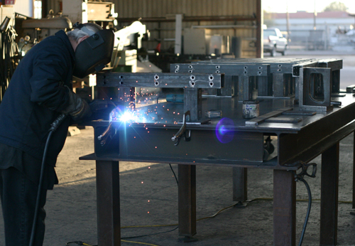 steel fabrication Phoenix